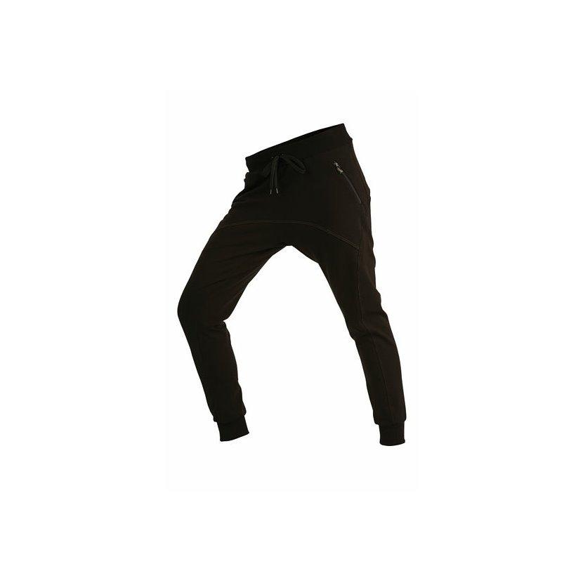f60c9fe7fa8 LITEX Kalhoty dámské dlouhé s nízkým sedem